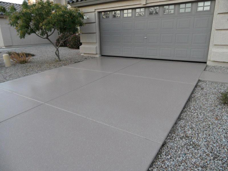 Concrete Paint : Driveway Coatings Concrete Concrete Driveway Epoxy