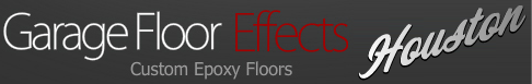 Houston Garage Floor Epoxy Coatings - Garage Floor Effects